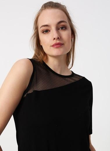 Komili Bluz Siyah